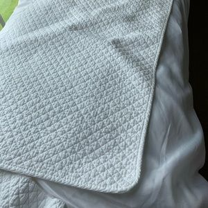 Other - Queen Matalese Quilted BedSkirt